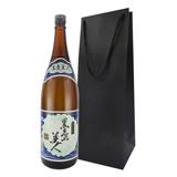 【55】|1本用手提紙袋|1800ml|ブラック
