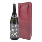 【56】|1本用手提紙袋|720~900ml|エンジ
